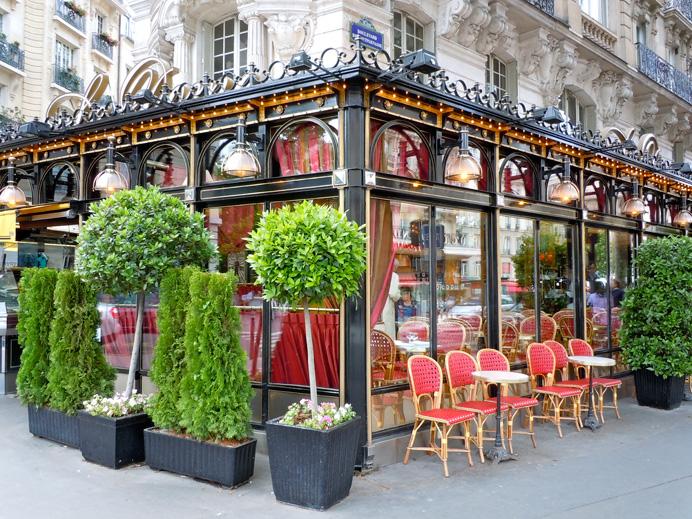 Montparnasse Cafés—Le Dôme