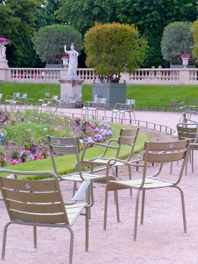 The Luxembourg Gardens